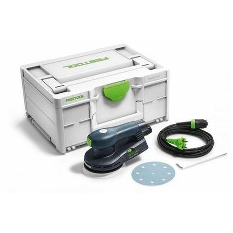Festool Lijadora excéntrica ETS EC 125/3 EQ-Plus