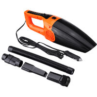 Aspirateur de voiture rechargeable sans fil portable 120w haute puissance 8000Pa puissance d'aspiration aspirateur humide et sec Pa (aspirateur orange 20000Pa)