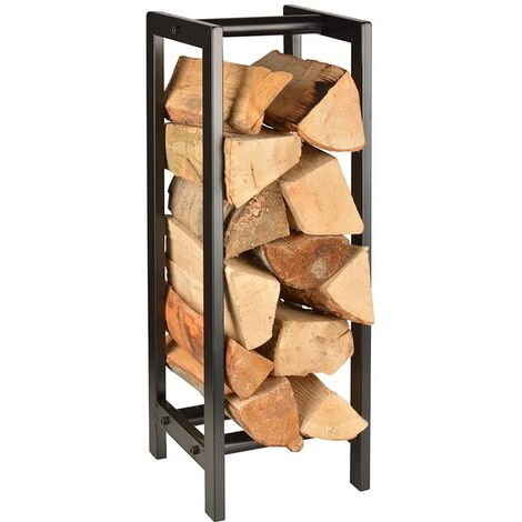 Wood Storage Carrier - Powder Coated Steel