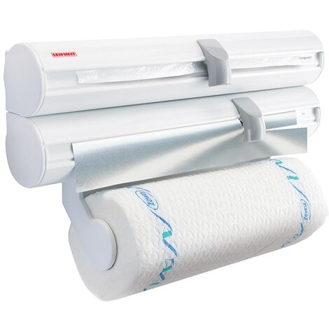 Leifheit Rolly Mobil Wall Mounted Kitchen Roll Holder