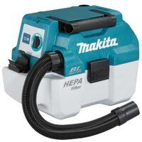Makita DVC750LZ 18v Wet/Dry Vacuum Cleaner Body Only