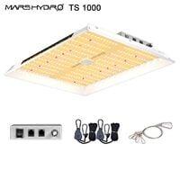 Mars Hydro TS 1000W Led Grow Light for Indoor Plant Full Spectrum Veg Flower IR - Silver