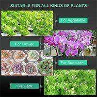 Mars Hydro SP 150 LED Grow Light Strip Full Spectrum for Indoor Plants Flowering - Silver