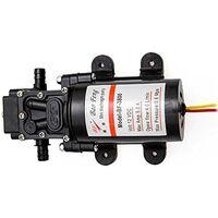 12V High Pressure Self-Priming Diaphragm Pump for RV / Caravan / Boat / Marine