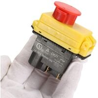 250V Universal CK21D / 250V Safety Stop Safety Switch Cut Killer Killer Waterproof & Dust Switches