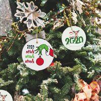 Christmas Decorations, Christmas Ornaments Christmas Decorations Clearance 2020 Christmas Ornament - 2020 Ornament