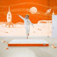 Jay-Be® Simply Kids® Foam Free Sprung Mattress - Single