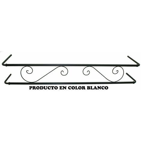BALCONCILLO BLANCO N.1 DE 60 A 100 CM