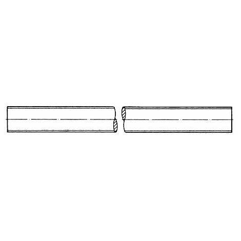 VARILLA ROSCADA INOX A2 M-10 DIN 975