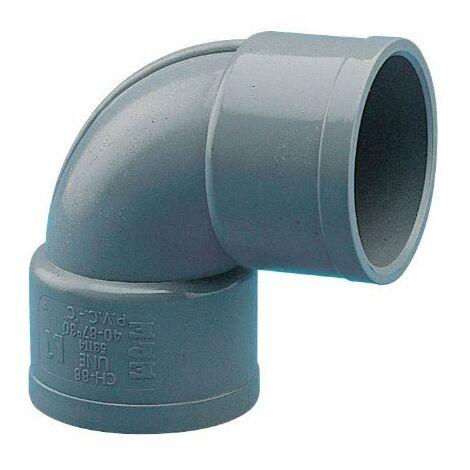 CODO HEMBRA-HEMBRA PVC 87 50