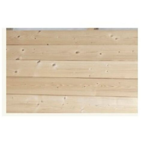Suelo caseta madera 16mm LATINA 9653885 Palmako