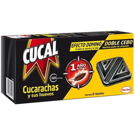 Cucal Trampa doble contra Cucarachas