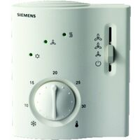 Siemens thermostat d'ambiance - Blanc
