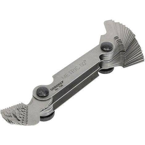 Calibre de filetage Gedore 706 6549730 1 pc(s)