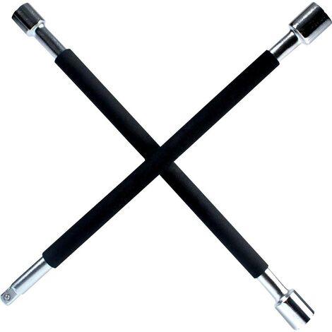 IWH 020870 Clé en croix (L x l x h) 375 x 375 x 40 mm