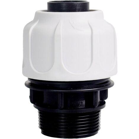 Raccord de tuyau daspiration T.I.P. 30967 38 mm plastique 1 pc(s)