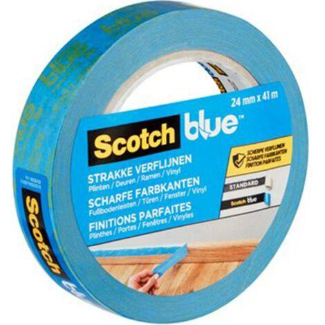 Ruban de masquage pour peinture 3M 2093ELDABE24 ScotchBlue™ bleu (L x l) 41 m x 24 mm 1 pc(s)