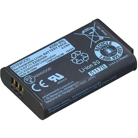 Kenwood Batterie pour talkies-walkies KNB-81L