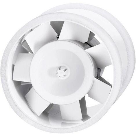 Ventilateur tubulaire encastrable 230 V 110 m³/h 10 cm Sygonix 33925Q