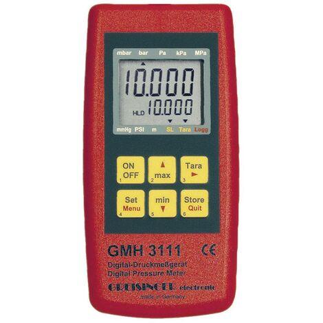 Manomètre Greisinger GMH 3111