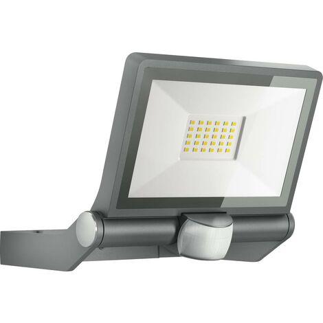 Projecteur LED extérieur avec détecteur de mouvements Steinel XLED ONE SENSOR ANT 065249 LED intégrée Puissance: 23.5