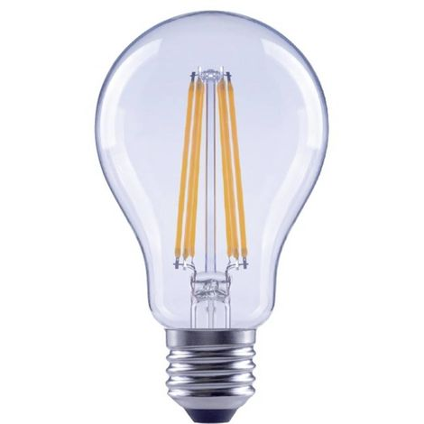 LED EEC: A++ (A++ - E) Sygonix SY-4318644 E27 Puissance: 12 W blanc naturel N/A 12 kWh/1000h