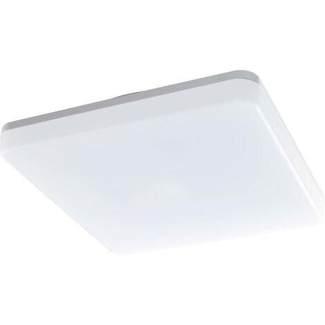 Plafonnier LED Heitronic PRONTO 500573 LED intégrée Puissance: 18 W blanc chaud N/A