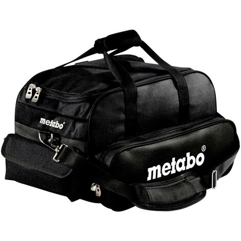 Sacoche à outils non équipée Metabo 657043000 (l x H x P) 260 x 280 x 460 mm 1 pc(s)