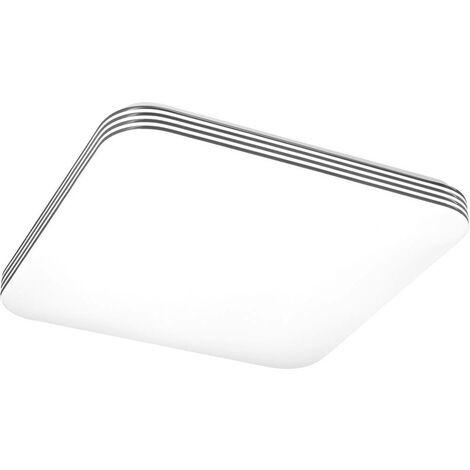 Plafonnier LED avec détecteur de mouvements LEDVANCE Orbis 4058075472815 LED intégrée Puissance: 50 W blanc chaud N/