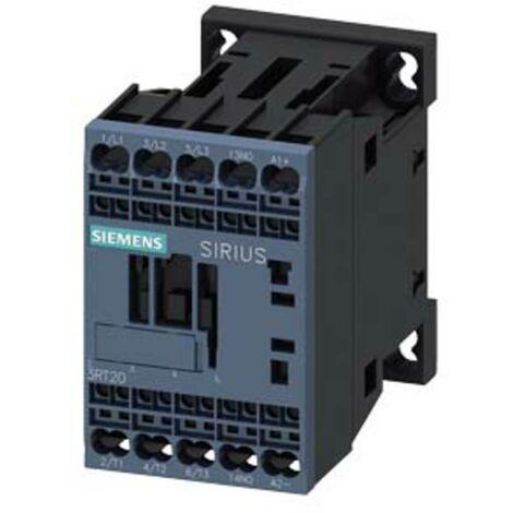 Contacteur de puissance Siemens 3RT2016-2BB41 3 NO (T) 1 pc(s)