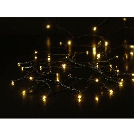 Guirlande lumineuse avec piles Sygonix SY-4533460 blanc chaud N/A