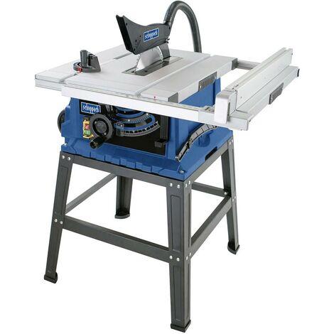 Scheppach HS105 Scie circulaire de table 255 mm 2.4 mm 2000 W 230 V