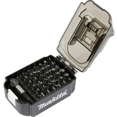 Jeu dembouts Makita E-00016 31 pièces avec porte-embout 1 set