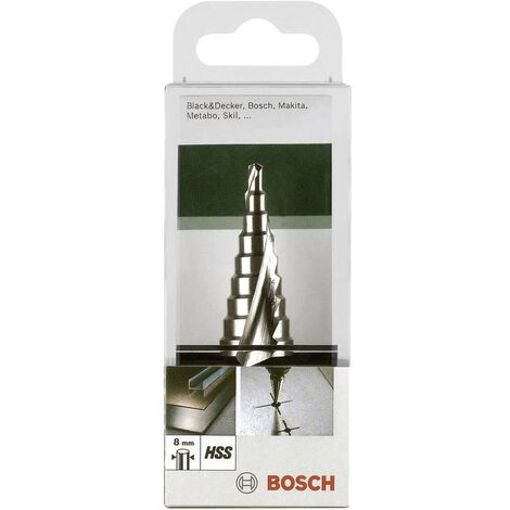 Foret étagé HSS Bosch Accessories 2609255115 4 - 20 mm 1 pc(s)