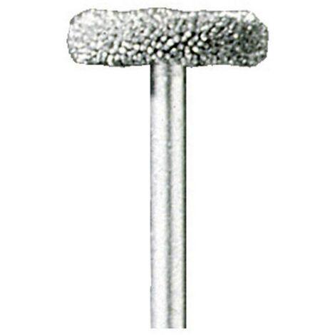 Fraise en carbure de tungstène dentée, en forme de disque Ø19 mm Dremel 9936