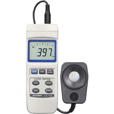 Luxmètre numérique LX-1108 VOLTCRAFT