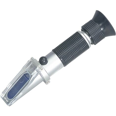 Réfractomètre pour piles et glycol Extech RF40 C