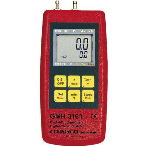 Manomètre numérique de précision Greisinger GMH 3161-07