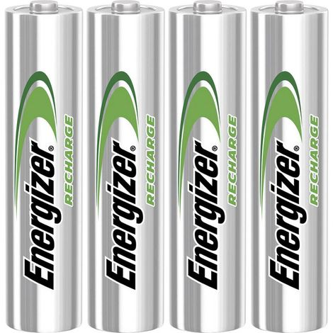 Pile rechargeable LR3 (AAA) NiMH Energizer Extreme HR03 E300624400 800 mAh 1.2 V 4 pc(s)