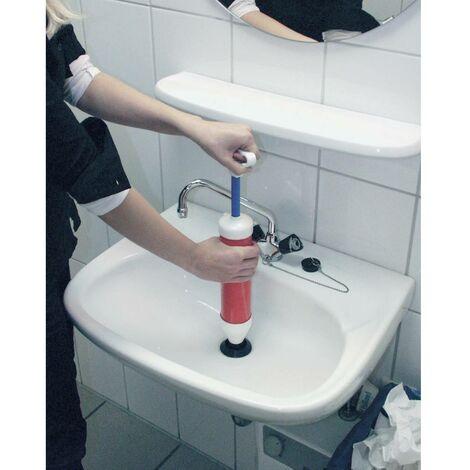 Pompe à déboucher les tuyaux