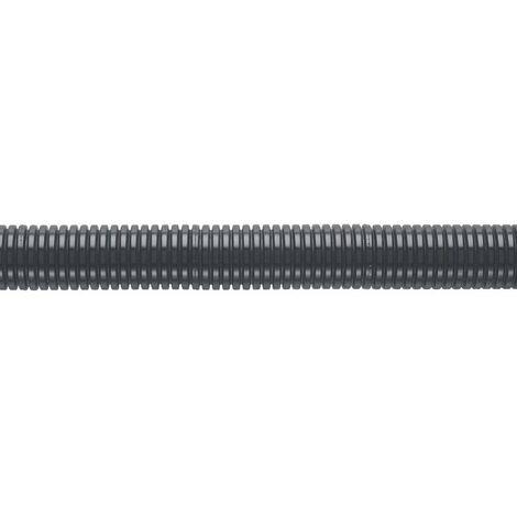 LAPP 61754035-10 SILVYN® FPAS 21/16,7x21,2 BK Gaine annelée noir 16.70 mm 10 m