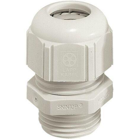 Presse-étoupe LAPP SKINTOP® STR-M 50x1,5 RAL 7035 LGY 53111560 M50 Polyamide gris clair (RAL 7035) 1 pc(s)
