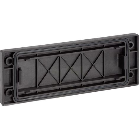 Plaque dobturation Icotek BPK 16 - RF A 42016.002 Polyamide noir 1 pc(s)