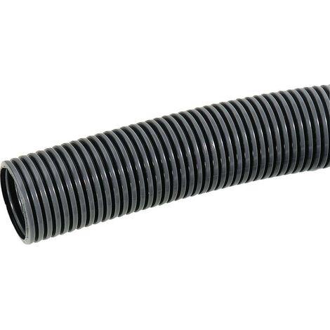 Gaine annelée Ø intérieur: 23 mm LAPP SILVYN® RILL PA6 LL 21/23x28,5 BK 61747165-5 noir 5 m