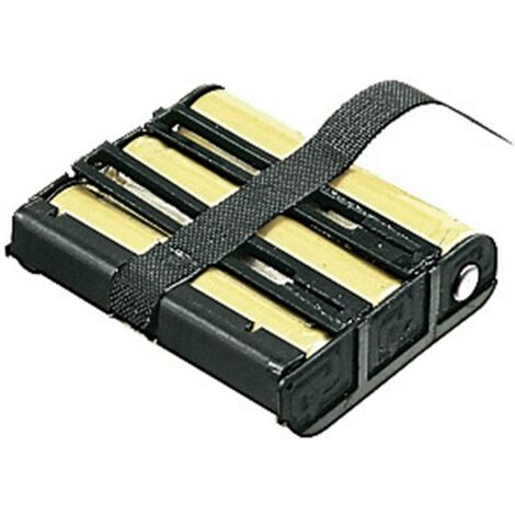 Batterie pour talkies-walkies NiMH 3.6 V Kenwood UPB5NM 700 mAh