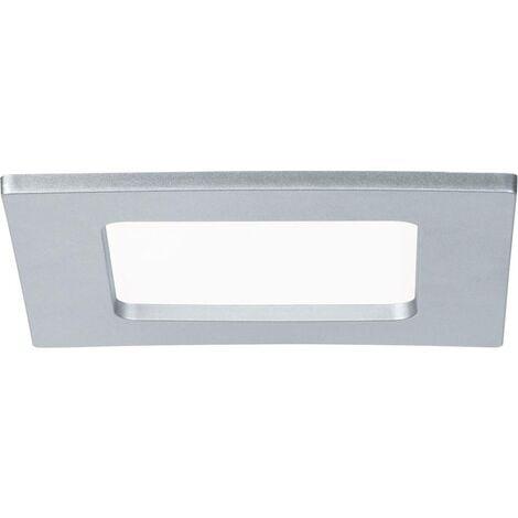 Spot LED encastrable pour salle de bains Paulmann 92076 LED intégrée Puissance: 6 W blanc neutre