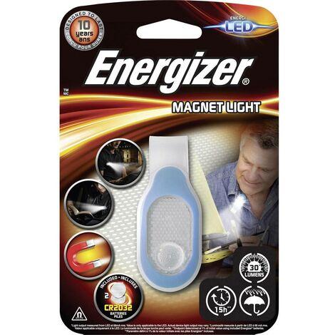 Mini lampe de poche Energizer Magnet Light LED avec support magnétique à pile(s) 30 lm 80