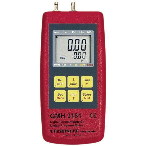 Manomètre numérique de précision Greisinger GMH 3181-01