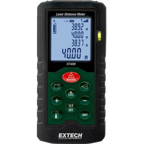 Télémètre laser Extech DT100M Plage de mesure (max.) 100 m 1 pc(s)