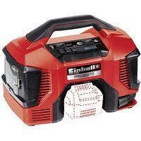Einhell Power X-Change 4326330 Visseuse à chocs sans fil 18 V 2.5 Ah Li-Ion + batterie, + compresseur hybride